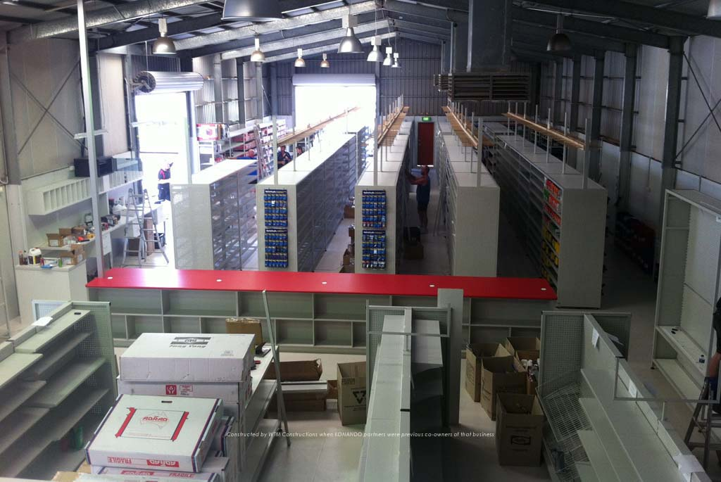 Burson automotive konando - Commercial office fit out ...